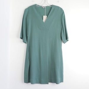 150$ COS NWT mint green loose fit oversize tent